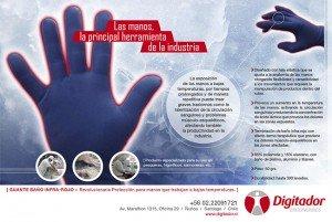 Las manos, principal herramienta de la Industria