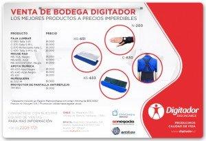 Promoción valida para el mes de Agosto 2015