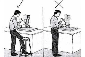 Postura Correcta en el Trabajo