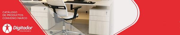 Digitador Ergonomics Linha Office