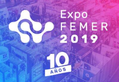 ExpoFemer 2019 Digitador Ergonomics estará presente